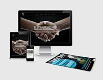 SportFive Corporate Website