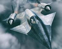 Archangel - Blackbird prototype