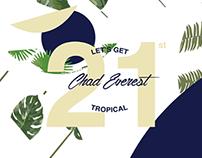 Chad Everest 21st