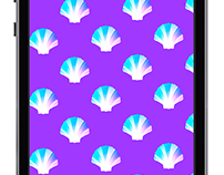 Seashell Wallpaper