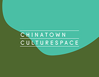 Chinatown Culturespace Concept