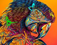 GUACAMAYO   Endangered Species