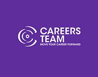 University of West London Careers Team Brand Identity