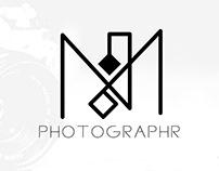 m logo - photography