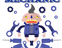 The Blue Mechanic