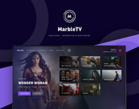 Marble Interactive TV App - Case Study