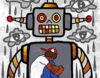 Robots and Grey Skies
