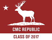 CMC Class of 2017 design