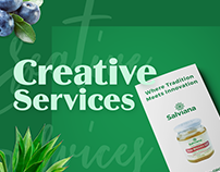 Creative Services - Salviana