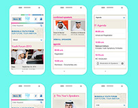 Mobile Website: Weyana