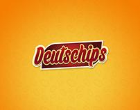 Batatas Deutschips - Identidade Visual