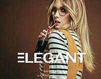 ELEGANT Magazine: Tangled Up In Yesterday