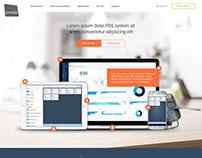 Onslip - Brand Website Design