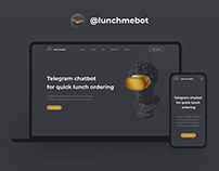 LUNCHME • CHATBOT • WEB • IDENTITY • HACKATHON