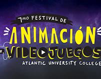 Festival de Animación y Videojuegos de Atlantic Univers