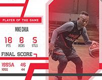 Claret Alumni Basketball League 2019