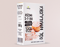 Livity - Himalayan salt series