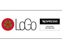 Diseño de pies de firma para Lo-Go / Foodies