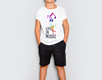Logo Life in Music