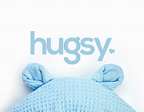 hugsy -A Smart Blanket for Babies