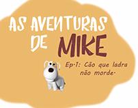 As aventuras de MIke - Animação