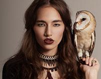 Folktale - Cover story for Elegant Magazine