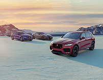 Jaguar Winter Sale Campaign