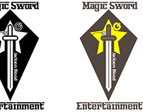 Magic Sword Entertainment Logo