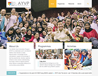 AYVP Asia Engage - Website Revamp