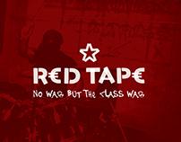 R€D TAP€ - Band Branding