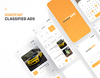 Dimofinf Classified ADS - Application