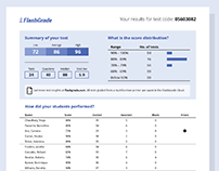 FlashGrade Test Report