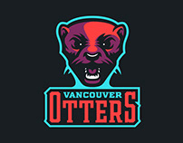 Vancouver Otters Brand Concept