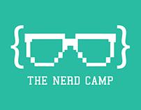 The Nerd Camp Brochures (Print media marketing)