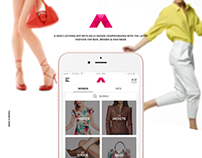 Clothing Company App Ui Design
