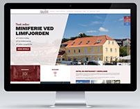 Hvalpsund Færgekro - Responsive web design