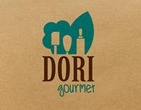 Rebranding DORI gourmet
