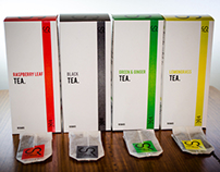 ORGANIC REVIVAL – TEA PACKAGING CONCEPT