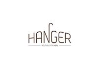 """LOGO """"HANGER"""""""
