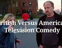 The Differences Between British and American TV Comedy
