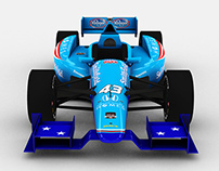 2015 Conor Daly Smithfield Indianapolis 500 Entry