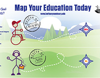 Map Your Education Flyer - Bethany Theological Seminary