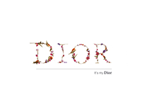 Dior  brand concept redesign