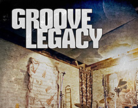 Groove Legacy CD/LP design