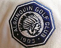 Headwear Graphics 2015 - Golf