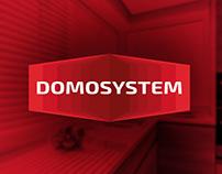 Domosystem logo redesign