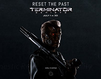 Terminator Genisys: Reset the Past