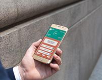 Androind Quizz App UI Design