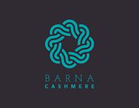 Barna Cashmere Rebranding