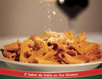 Restaurante L'Incontro - Panfleto (Sem Logo)